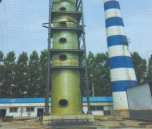商丘玻璃钢脱硫塔厂家_玻璃钢脱硫塔多少钱相关-沁阳市天联实业有限公司