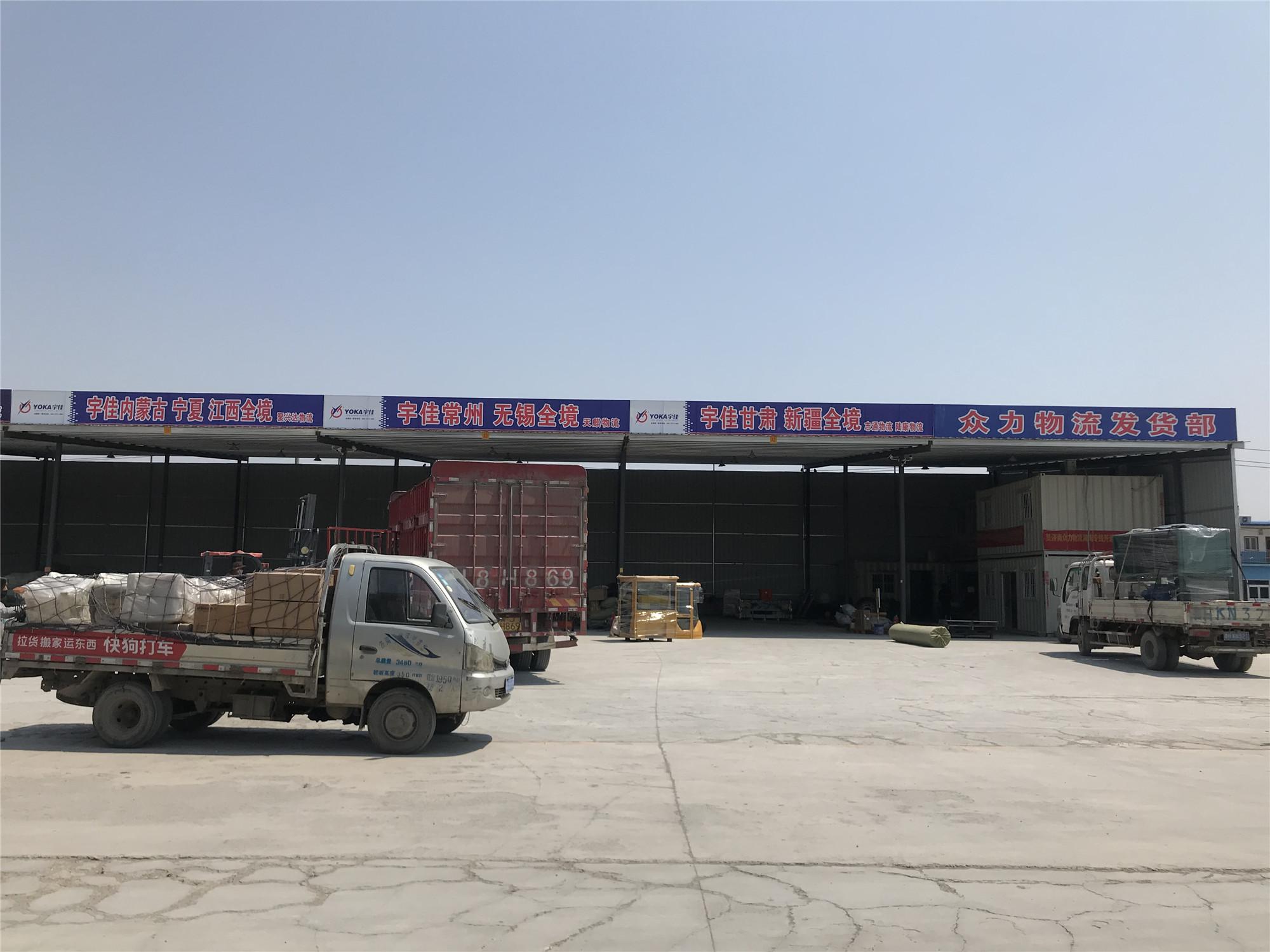质量好的专线货运报价_服务好的物流台车-济南双陆物流有限公司