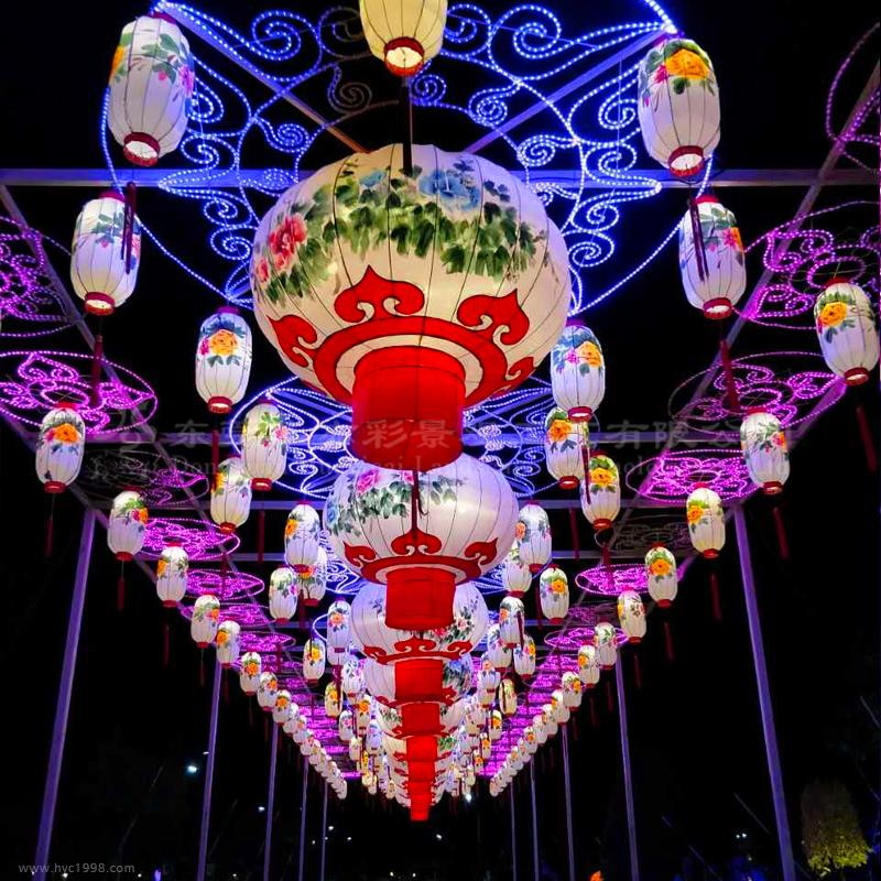 港式餐廳燈飾廠家_創意燈飾相關-東莞華亦彩景觀工藝有限公司