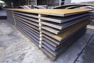 提供钢板出租商家_智能热轧钢板批发-金雄和钢板出租公司