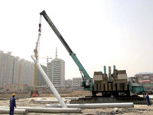 拉森钢板桩施工多少钱一米_益阳厂家-湖南福焱机械设备有限公司
