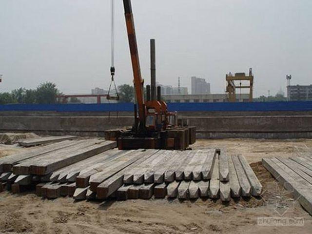 基坑支护规范_拉森钢板桩相关-湖南福焱机械设备有限公司