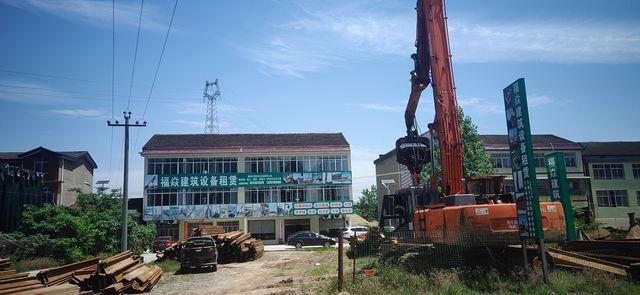 常德钢板桩厂家_郴州桩工机械价格-湖南福焱机械设备有限公司