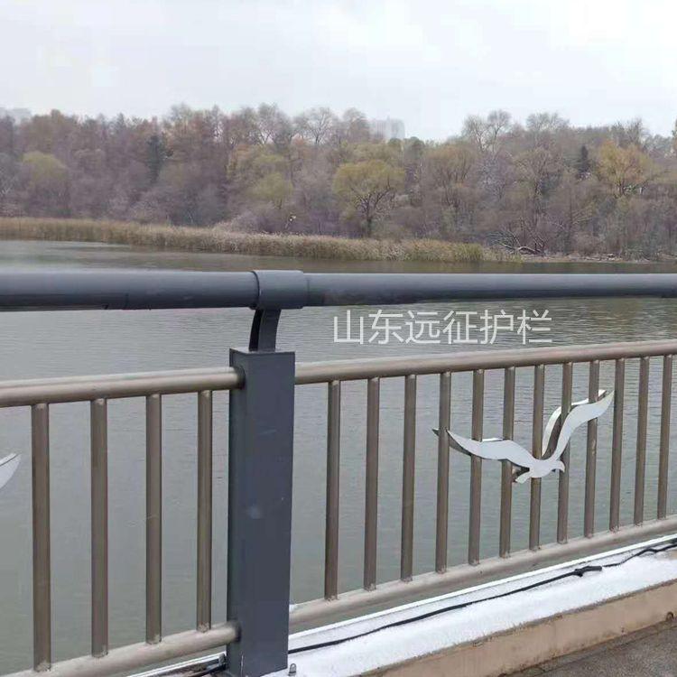 湖南哪里有桥梁防撞护栏_提供防撞设施报价-山东远征金属材料有限公司