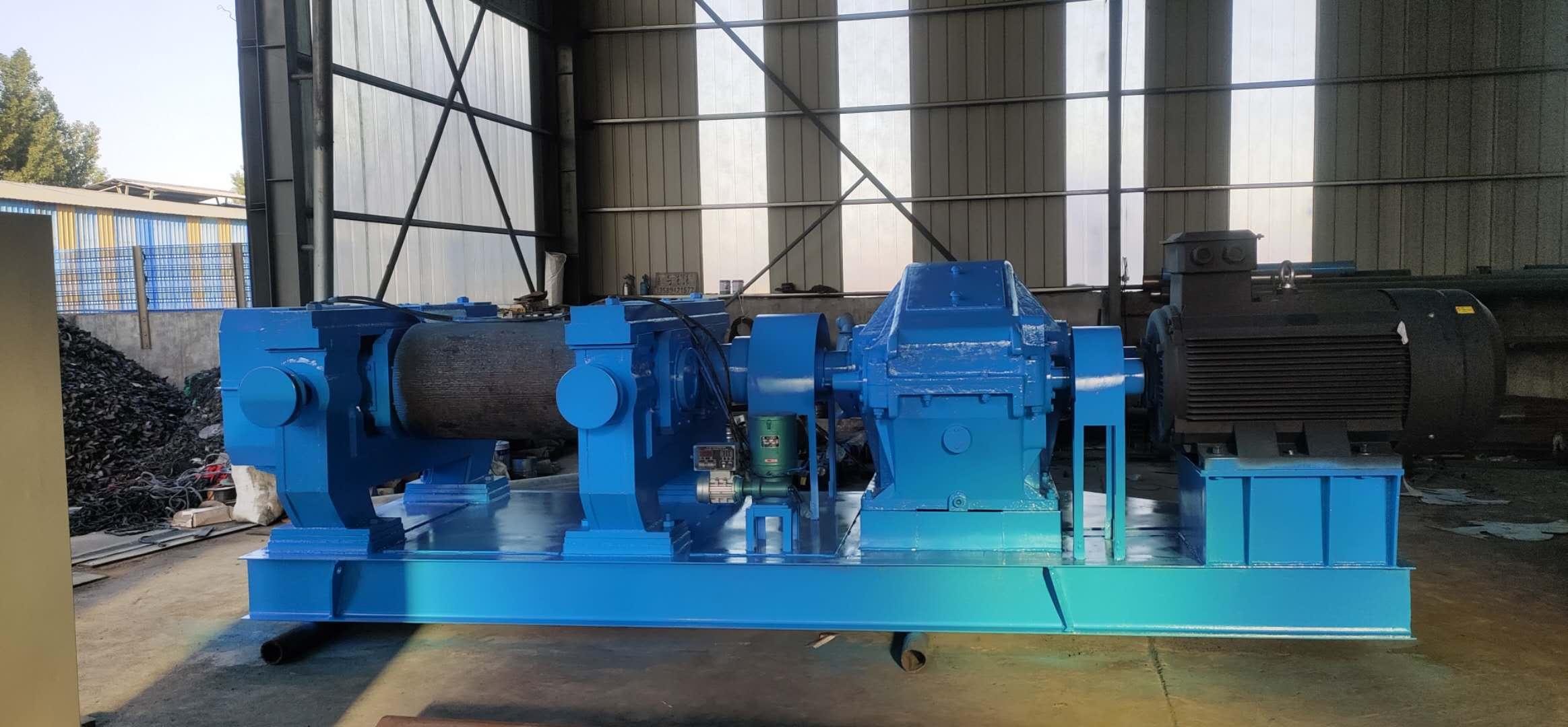 湖北轮胎磨粉机设备_轮胎粉碎机-邹平嘉宇橡胶机械有限公司