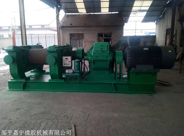 湖北轮胎橡胶磨粉机设备_轮胎橡胶粉碎机生产厂家-邹平嘉宇橡胶机械有限公司