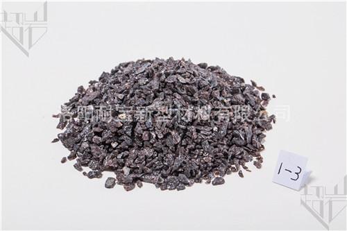 河南二级棕刚玉砂磨料_棕刚玉段砂相关-洛阳耐宝新型材料有限公司