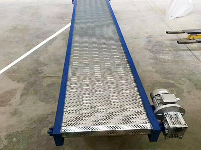 槽型皮带输送机多少钱_分拣皮带-宁津县浩宇输送机械制造厂
