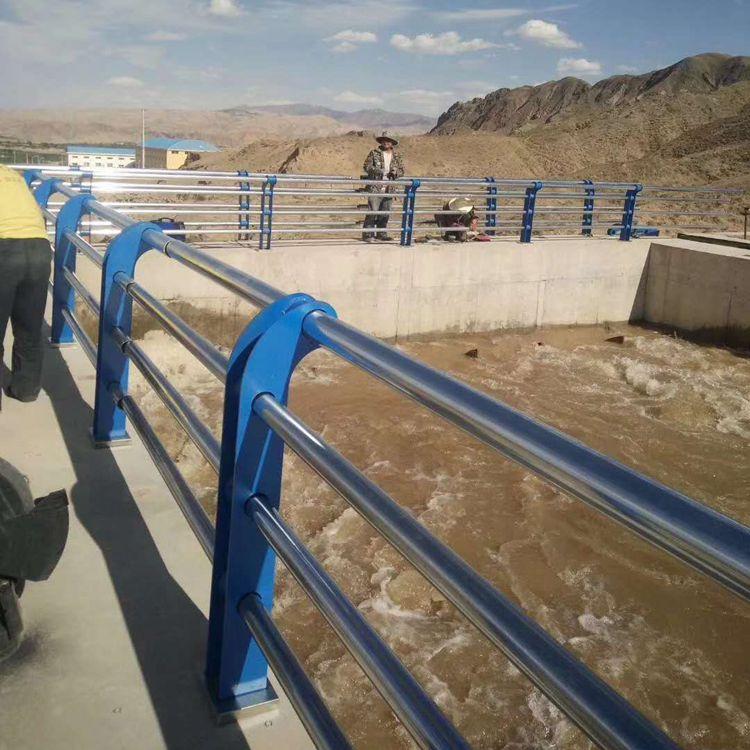 湖北質量好橋梁護欄欄桿多少錢_塑鋼護欄相關-山東遠征金屬材料有限公司