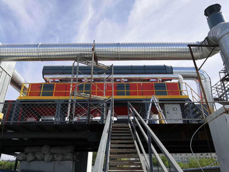 光氧催化废气处理催化燃烧设备厂家_其它制冷和通风设备相关-山东欧铭环保设备有限公司
