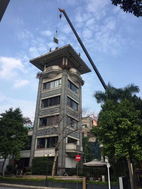 长沙江高建筑幕墙工程有限公司