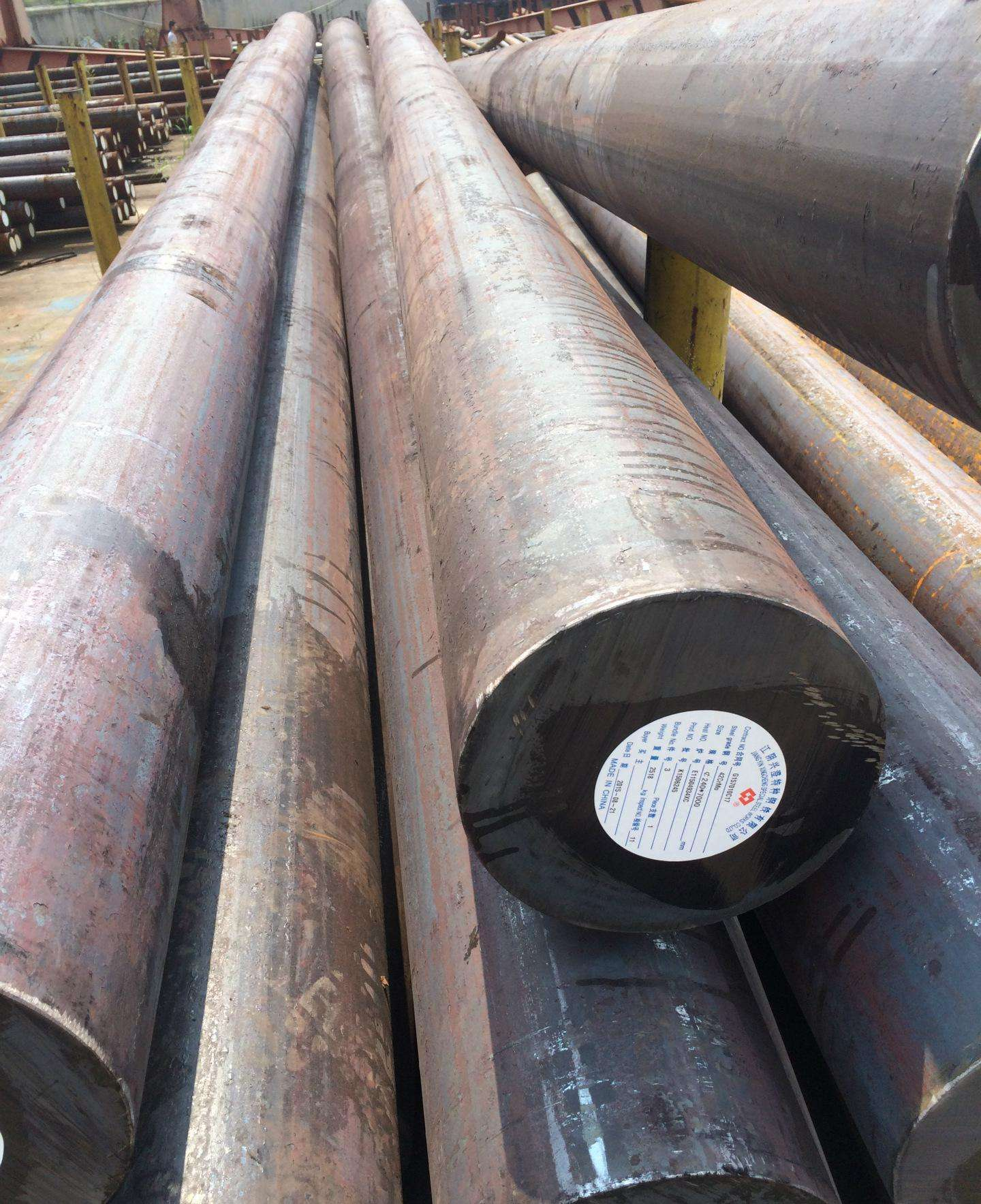 商丘提供45号 42crmo圆钢销售电话_原装圆钢-山东阿燕达程金属材料有限公司
