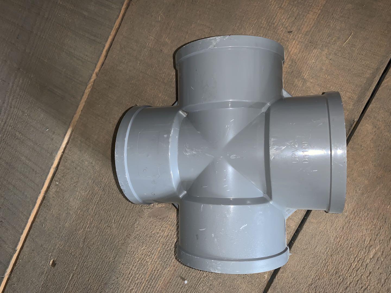 山东哪里有PVC给水正四通价格_ PVC给水正四通供应相关-山东汇通达塑业有限公司