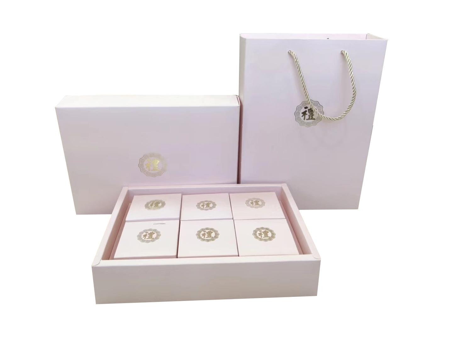 贵州口碑好的月饼盒定制_哪里有纸盒加盟-广汉华蓉装潢包装厂