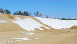 青岛灰渣处理土工膜报价_土工复合膜相关-德州东方新材料工程有限公司