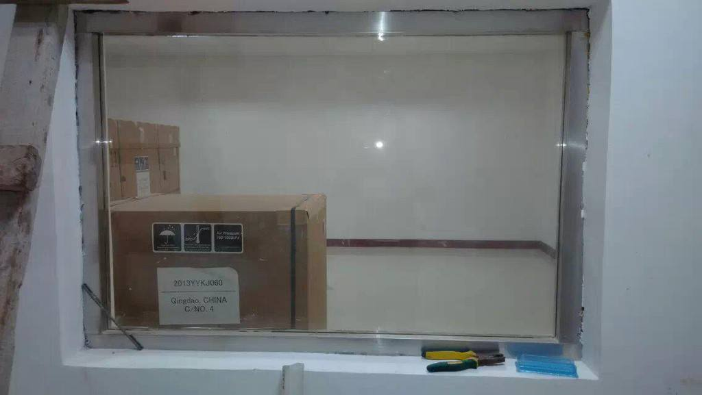 石家莊影像中心防輻射鉛玻璃 X光室安全、防護