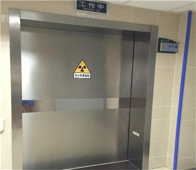 X光室防輻射鉛門 質量好安全、防護