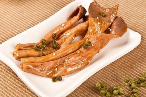 麻辣鸭肚厂家_ 麻辣鸭肚供应相关-河南银海食品有限公司