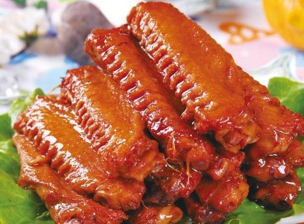 正宗五香鸡腿批发_ 五香鸡腿供应相关-河南银海食品有限公司