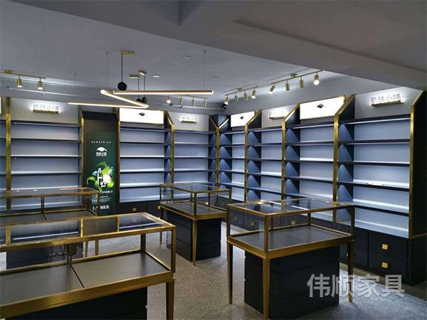 长沙专业眼镜展柜定做_湖南定做-长沙县伟顺家具有限公司