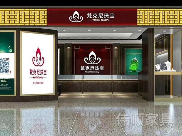 长沙珠宝展柜安装电话_长沙采购-长沙县伟顺家具有限公司