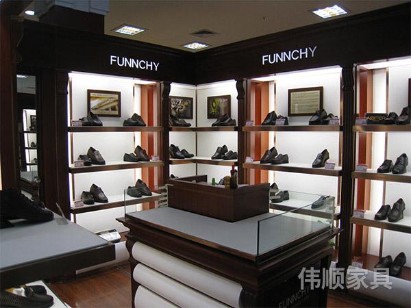 湖南鞋架展示柜安装电话_鞋架展示柜厂家直销相关-长沙县伟顺家具有限公司