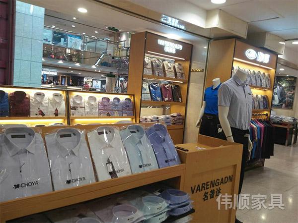 长沙专业服饰展柜_化妆品展柜相关-长沙县伟顺家具有限公司