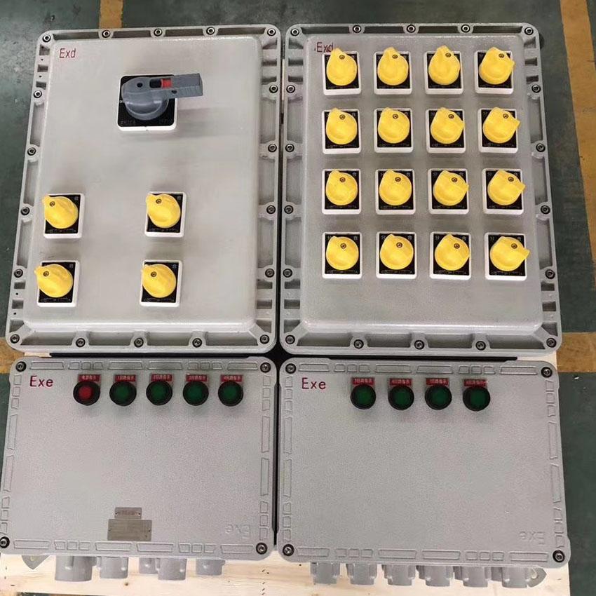 哪里有防爆配电箱商家_防爆照明动力配电箱相关-温州日宏防爆电器有限公司