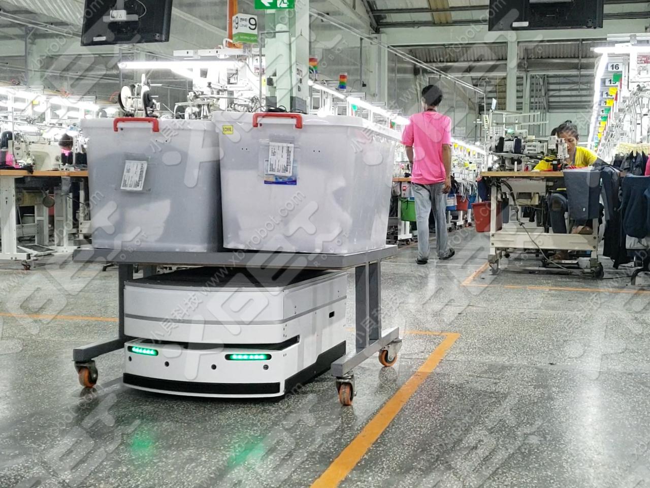智能機器人供應商_自動機器人相關-深圳市小貝科技有限公司