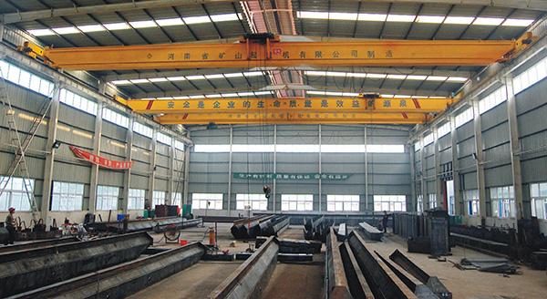 优质天车_优质行业专用设备加工-河南省矿山起重机有限公司