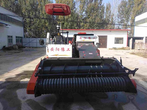 秸秆打捆机厂家_履带-安阳市豫工农业机械有限公司