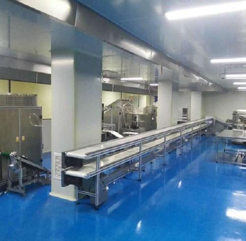 日照国内药厂车间净化检测_百级-青岛美世达飞工程设计有限公司