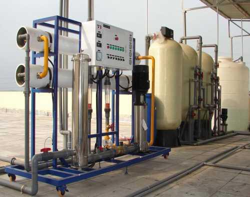 淄博锂电池超纯水设备方案_医疗清洗环保设备加工-山东众合水处理设备有限公司