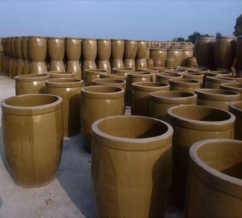 陶瓷醋缸定做_成都-荣县仁新陶瓷有限公司