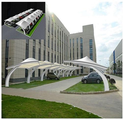 四川膜结构遮阳雨棚_膜结构景观棚相关-四川炽发建筑安装工程有限公司