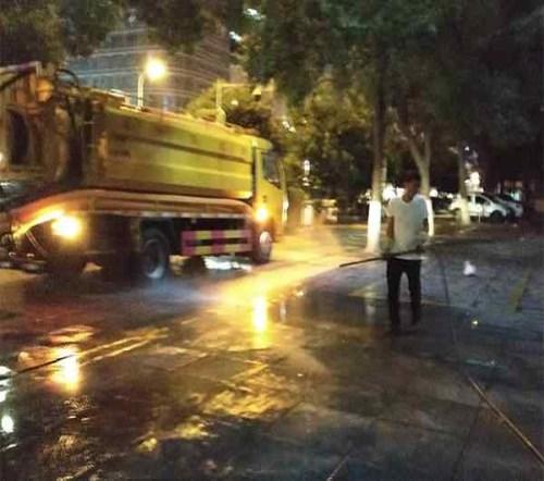 厕所疏通管道公司_管道疏通清洁剂相关-长沙市雨花区富民清洁服务部