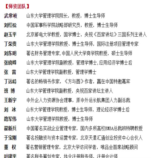查菏泽mba培训班报价_语言培训相关-山东麦纳哲商学教育科技有限公司