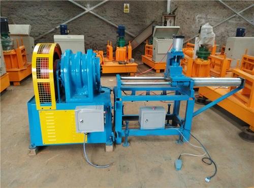 貴州槽鋼小導管尖頭機廠家_h型鋼鋼筋和預應力機械哪家好-新鄉市中隧機電設備有限公司