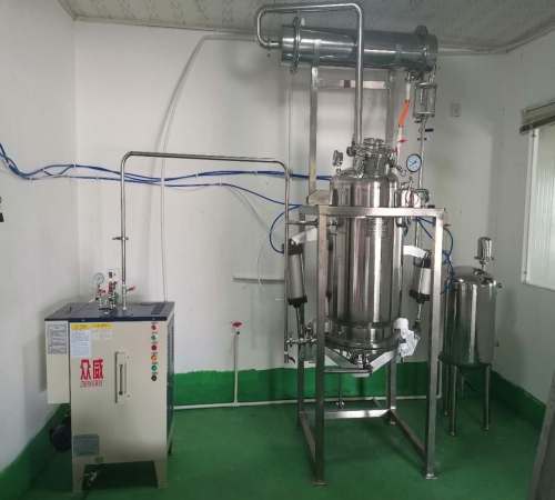 广州植物精油提取设备供应商_正宗报价-广州华远制药设备有限公司