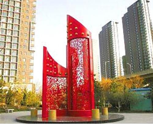 陕西不锈钢雕塑_其它不锈钢材相关-济南邦德雕塑艺术有限公司
