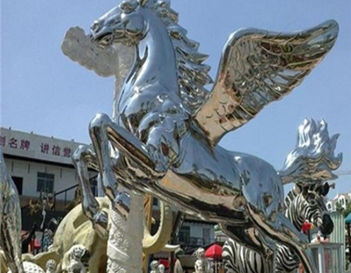 江蘇不銹鋼雕塑生產商_玻璃鋼雕塑相關-濟南邦德雕塑藝術有限公司