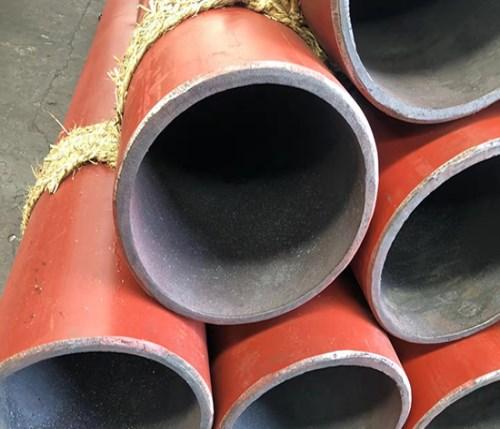 东营金属耐磨复合管_耐磨复合钢管相关-冠县博驰耐磨管道有限责任公司