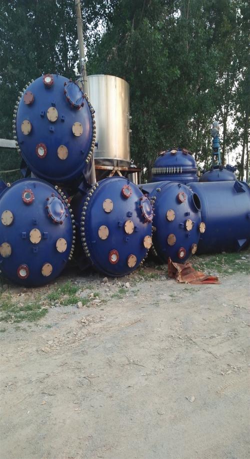 正规搪瓷反应釜销售_5吨搪瓷反应釜相关-梁山弘瑞机械设备有限公司