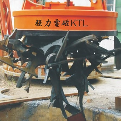 吊运废钢起重电磁铁MW5 标准系列_起重电磁铁