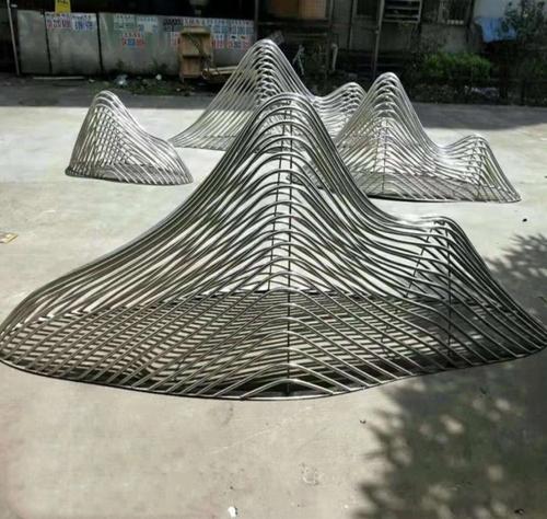 湖北定制不銹鋼造型_大型藝術雕塑公園景觀藝術-深圳市東方韻造型藝術有限公司