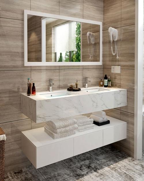 卫浴柜推荐相关 进口卫浴柜价格