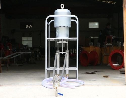 礦用注漿封孔泵_礦用注漿泵相關-河南志林礦山設備有限公司