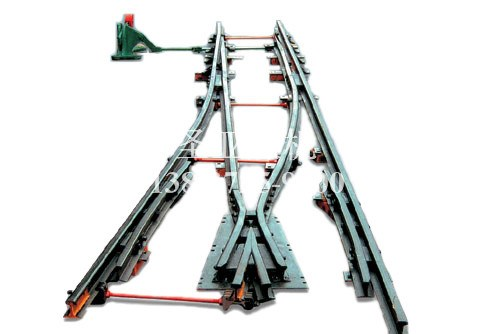 轻重轨道岔制造商_钢板轨道交通设备器材-林州市圣亚煤机有限公司