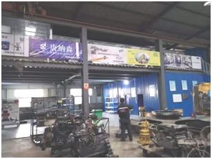 钢板道岔厂家_轻重轨轨道交通设备器材-林州市圣亚煤机有限公司