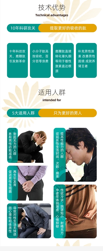 湖南專業人參肽鹿尾膏_專業招商-濟南市長清區立屹食品銷售中心